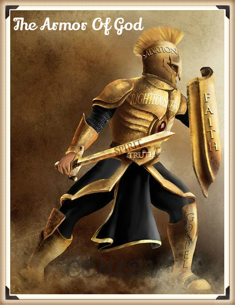 Armor of God 2d